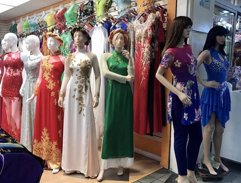 Asian Garden Mall - Phuoc Loc Tho