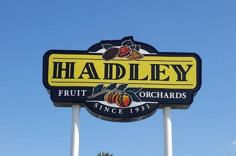 Hadley Fruit Orchards Cabazon California