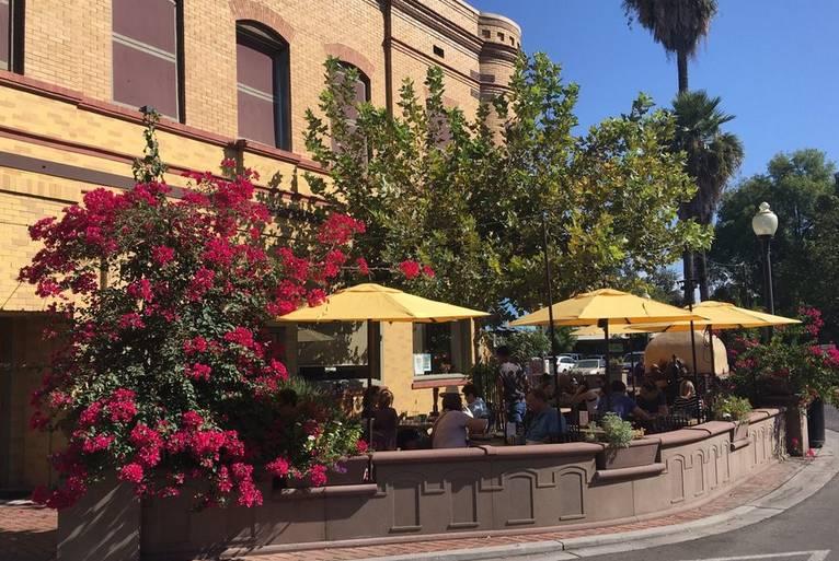 Putah Creek Cafe Winters CA