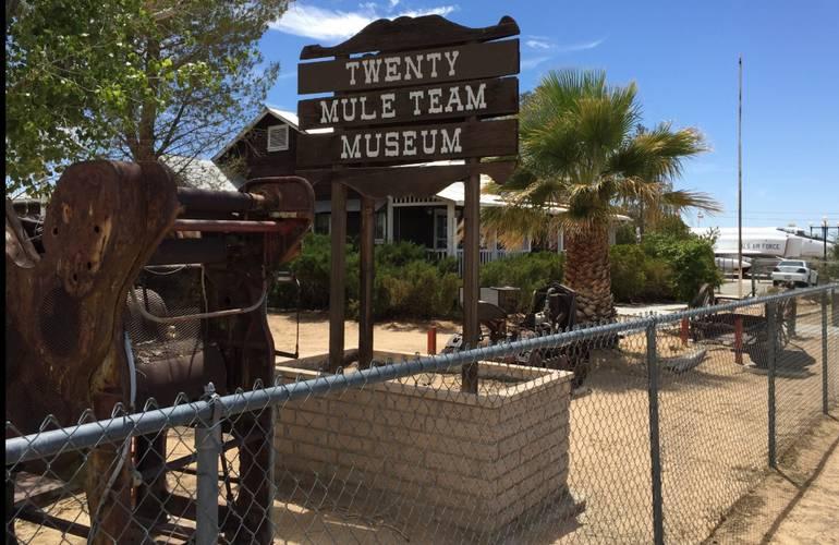 Twenty Mule Museum Boron