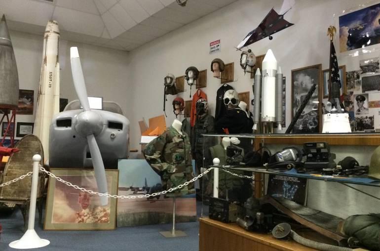 Boron Aerospace Museum