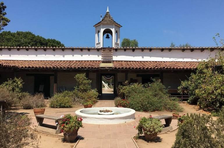 La Casa de Estudillo Old Town San Diego