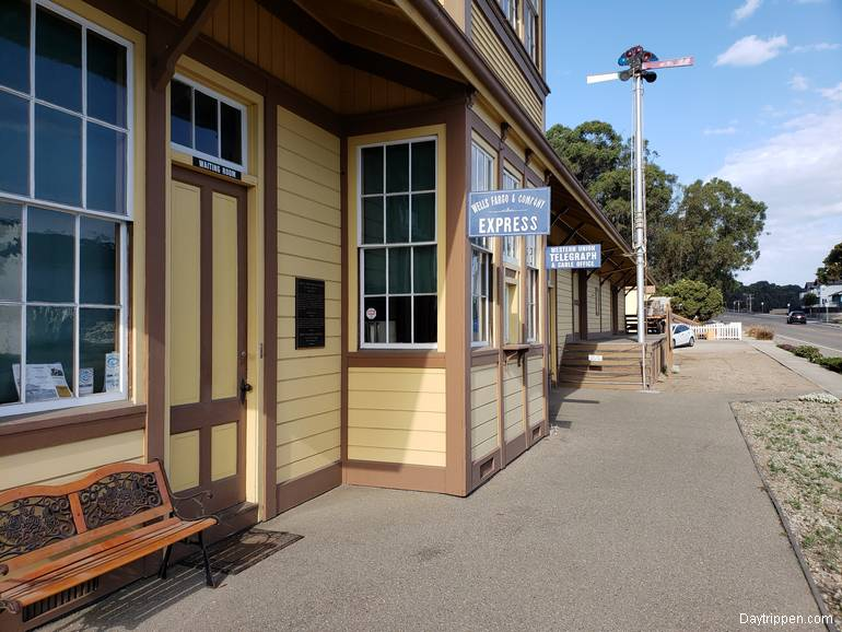 Oceano Train Depot and Railroad Museum