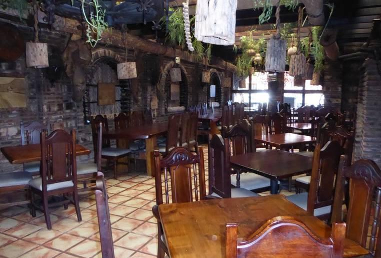 Restaurante El Nido Rosarito Beach Mexico