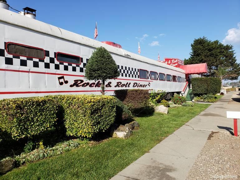 Rock-N-Roll Diner Oceano California