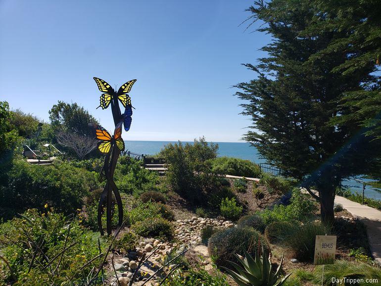 Butterfly Garden Casa Romantica