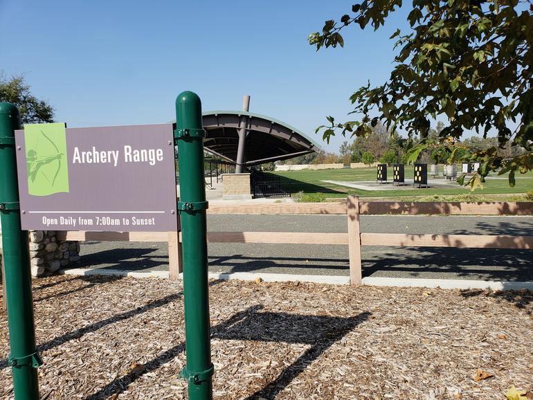 Mile Square Archery Range
