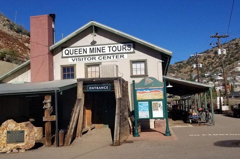 Bisbee Queen Mine Tour