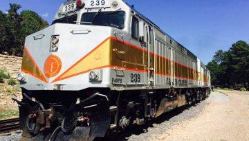 Grand Canyon Railway Day Trip
