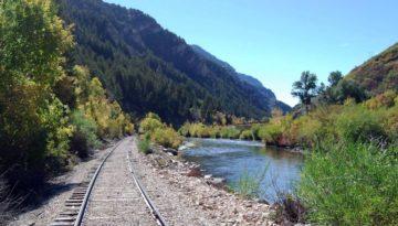 Heber Valley Historic Railroad Utah