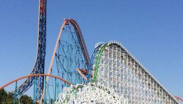 Magic Mountain Theme Park