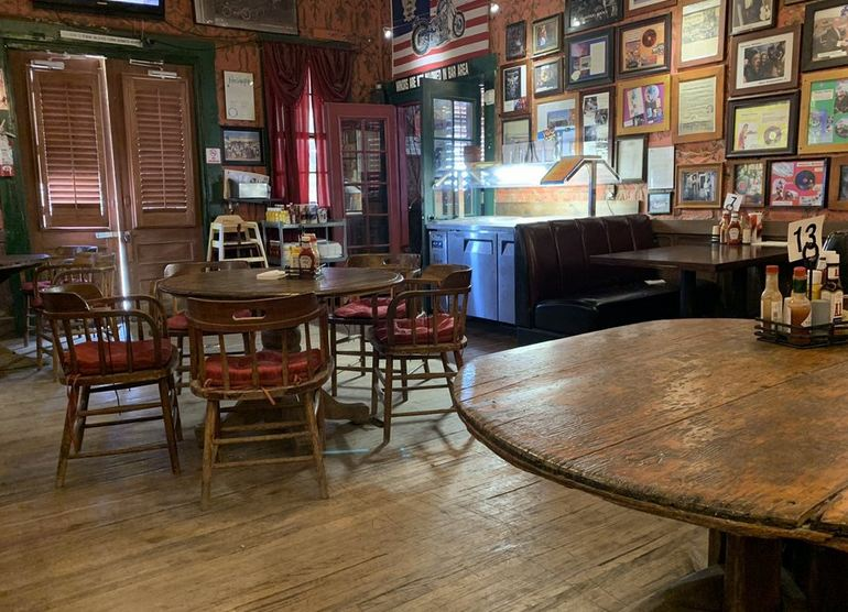 Saloon Dining Room