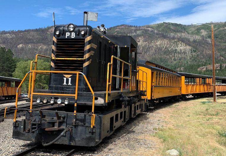 Cascade Canyon Express