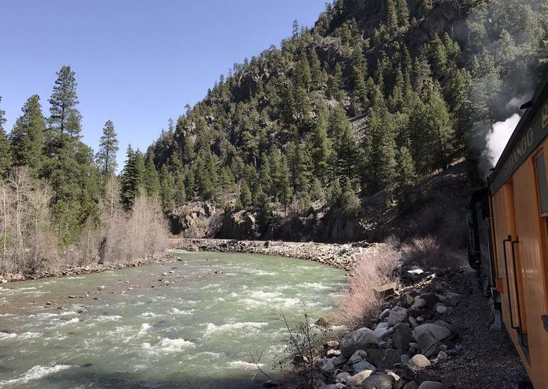 Durango to Silverton Train Excursion