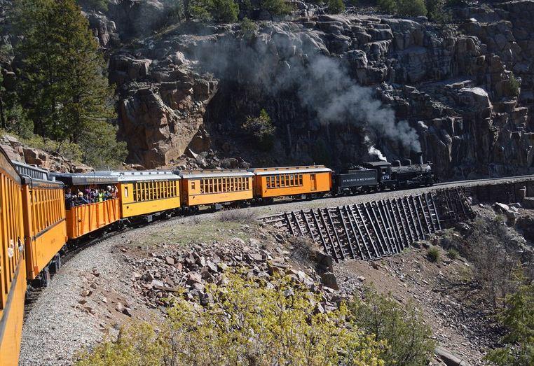 Durango and Silverton Narrow Gauge Railroad Day Trip
