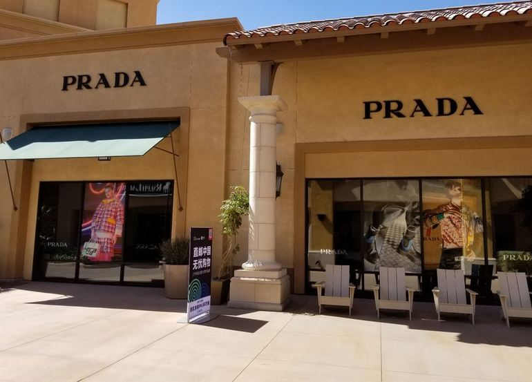 Prada Outlet Store
