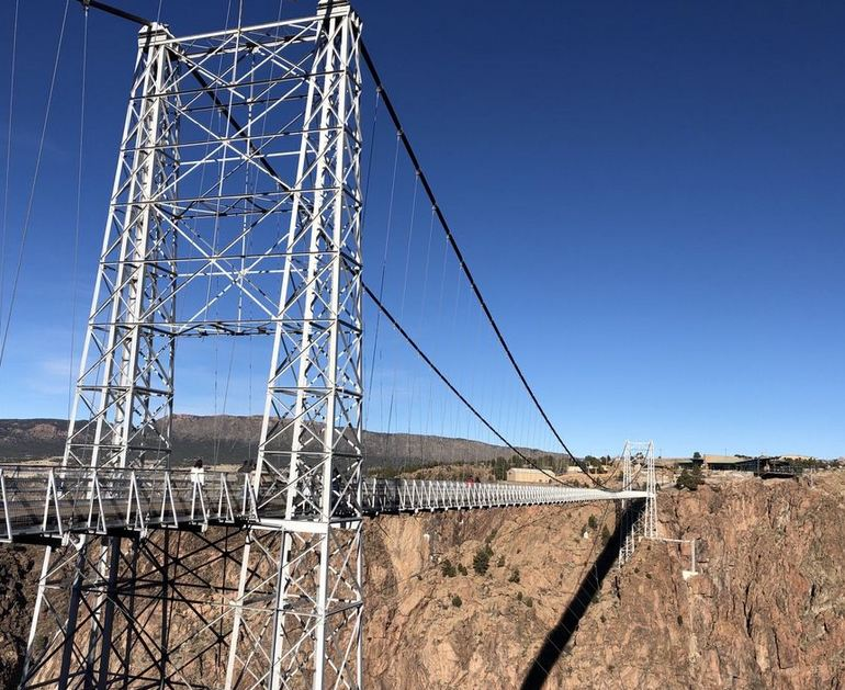 Royal Gorge Bridge Park Colorado