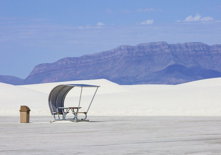 White Sands Monument Day Use Area