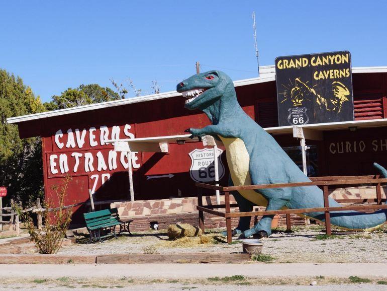 Grand Canyon Caverns Arizona