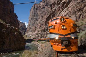 Royal Gorge Route Railroad Colorado