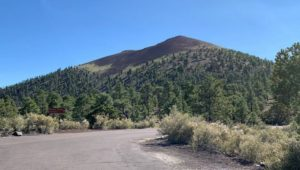 Sunset Crater National Monument Arizona