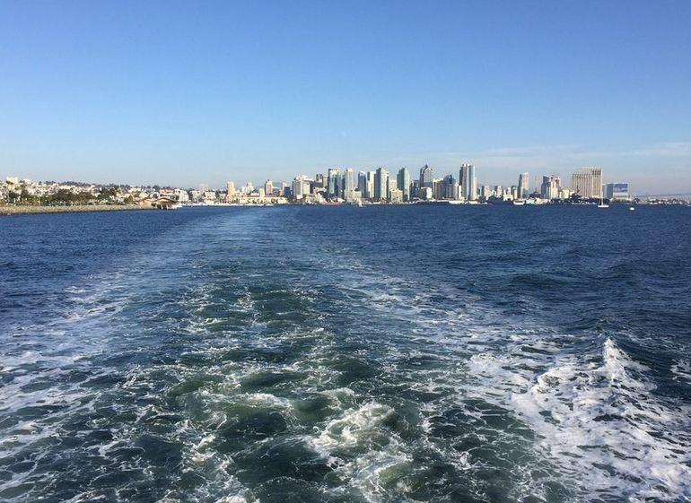San Diego bay Cruise