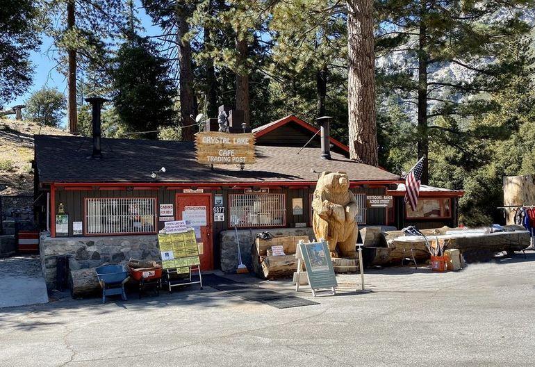 Crystal Lake Cafe & Trading Post