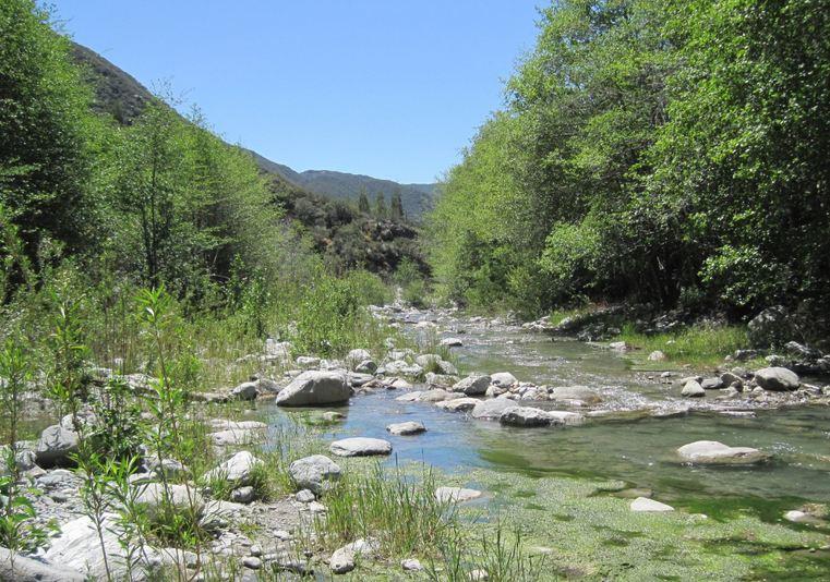 West Fork San Gabriel River